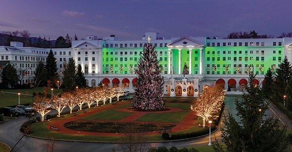 The Greenbrier, Allegheny Mountains