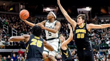 Hawkeyes vs Spartans Betting Preview