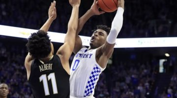 Kentucky Visits Vanderbilt - preview