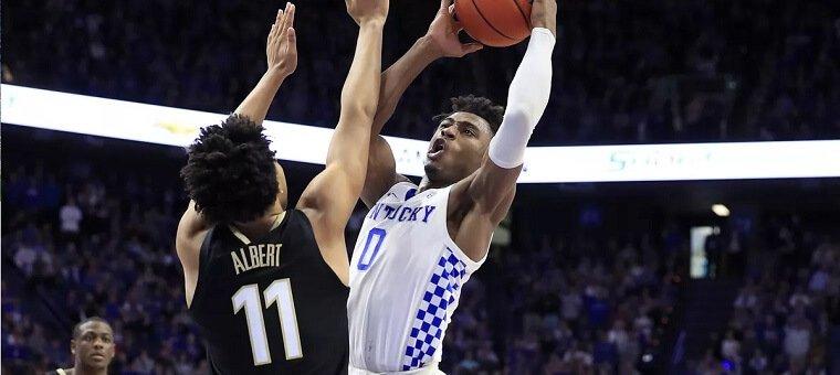 Kentucky Visits Vanderbilt - preview