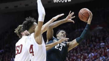 Free preview - Nittany Lions vs. Spartans