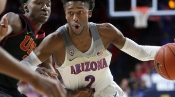 arizona wildcats vs usc trojans basketball free betting preview