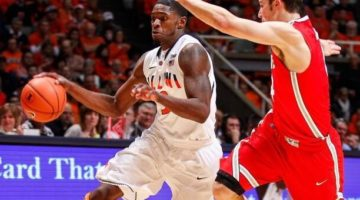 Ohio State Buckeyes vs Illinois Fighting Illini