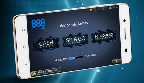 888 poker New Jersey mobile app
