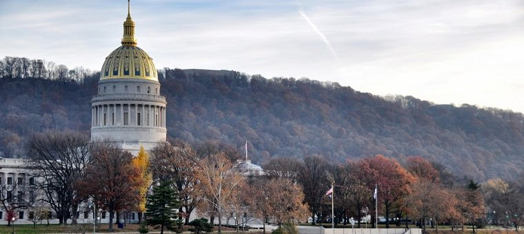 WV state capitol building