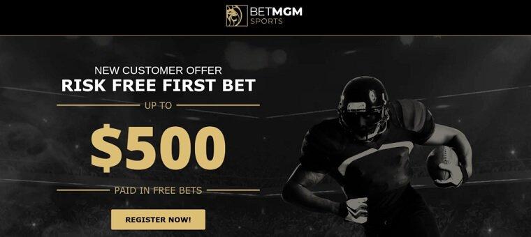 betMGM offer