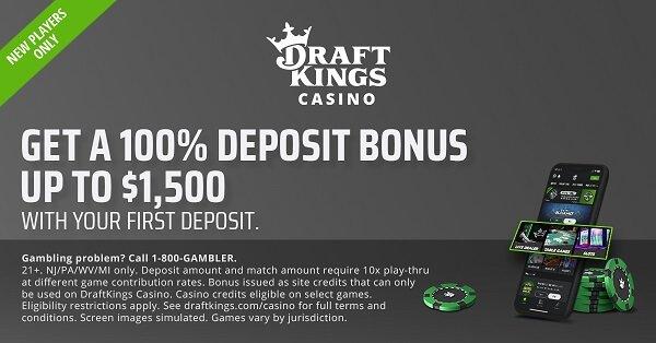 DraftKings Casino app