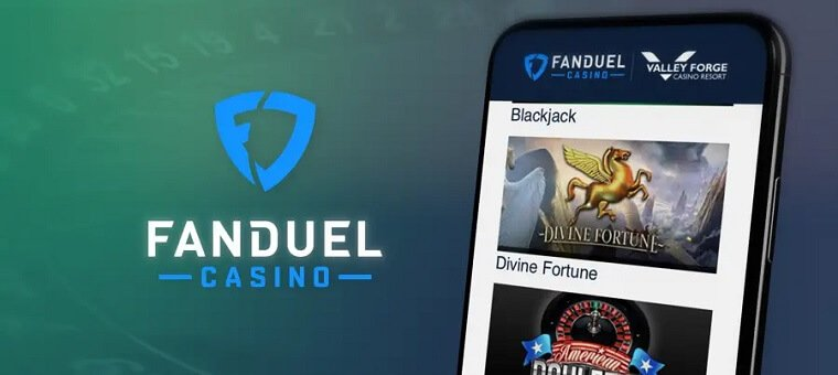 FanDuel PA casino app launch