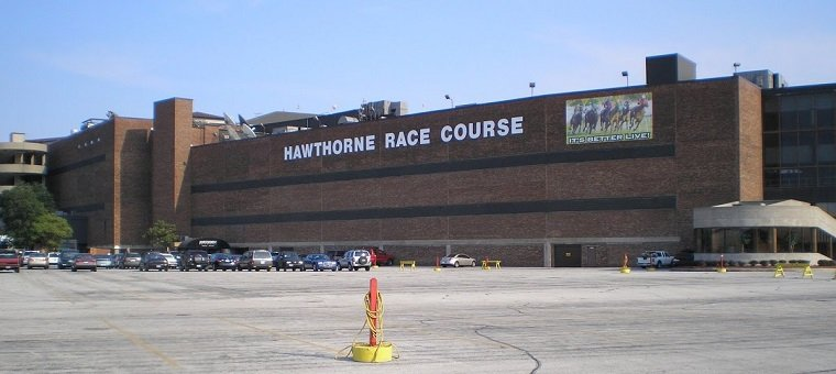 Hawthorne Racecourse, Illinois