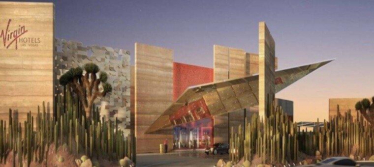 Mohegan Sun Casino at Virgin Hotels Las Vegas