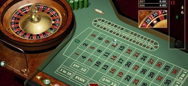 Playing Video Roulette online