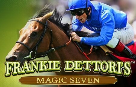 Frankie Dettori's Magic Seven game