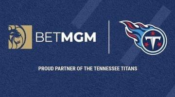 BetMGM Tennessee Titans