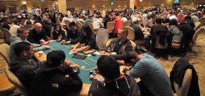 Borgata Poker room NJ