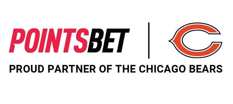 Chicago Bears PointsBet deal