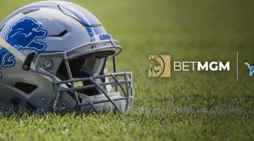 Detroit Lions BetMGM