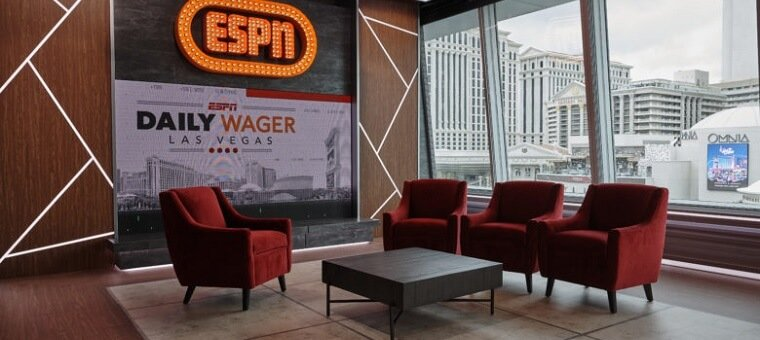 ESPN Partnership with Caesars