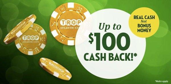 Tropicana Casino Promo Code