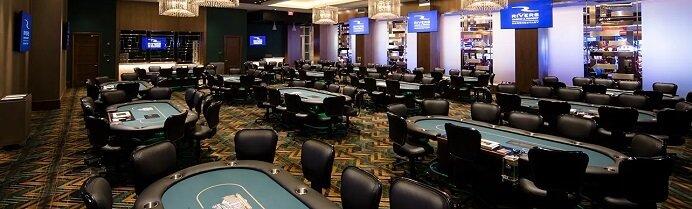 Rivers casino poker room review tahoe biltmore hotel and casino
