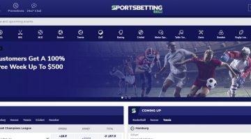 SportsBetting.com CO launch