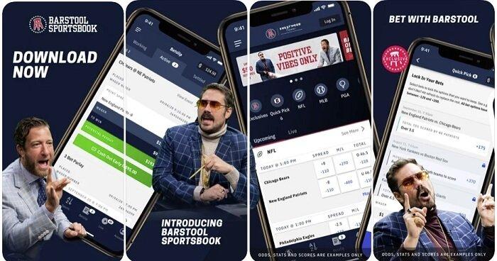 Barstool Sportsbook Android app