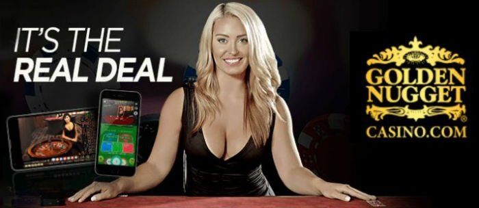 Golden Nugget Online Casino Live Dealer