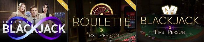 PA live casinos