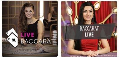 Borgata Baccarat mobile games