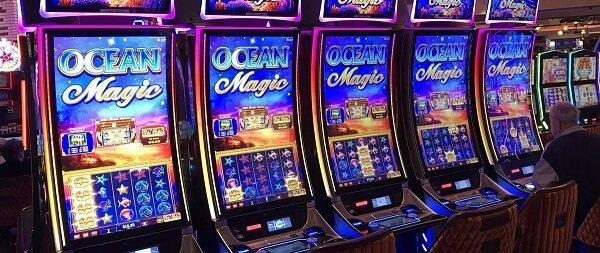 Loose slot machines