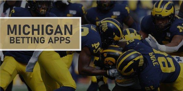 Michigan sports betting apps