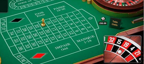 NJ online roulette