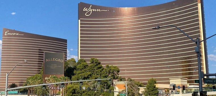 Wynn resorts Vegas