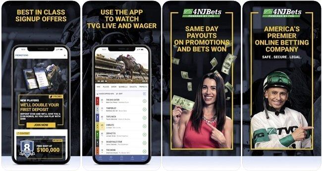 4NJBets mobile app