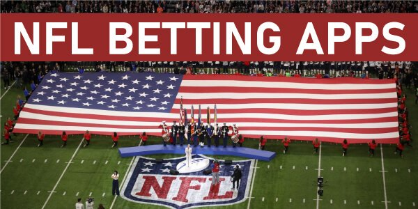 NFL sports betting apps