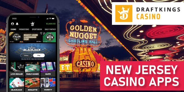 NJ Casino apps