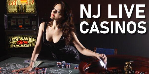 NJ Live casinos