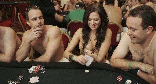 Strip Poker Rules