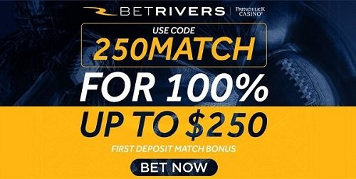 BetRivers Virginia sports betting