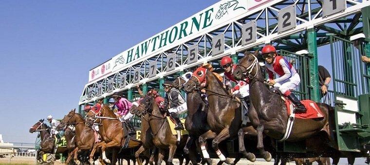 Hawthorne Race Course PointsBet