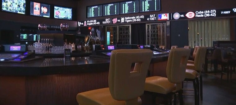 NJ December betting handle