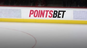 PointsBet Detroit Red Wings gaming partner
