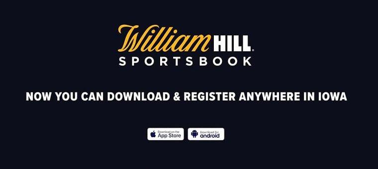 William Hill Iowa
