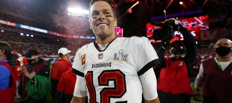 Brady Super Bowl LV MVP