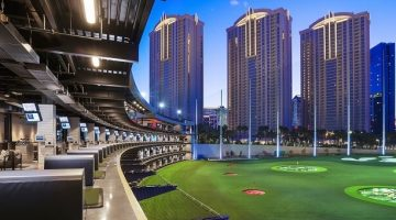 TopGolf BetMGM deal