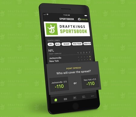 DraftKings Sportsbook Account Restricted