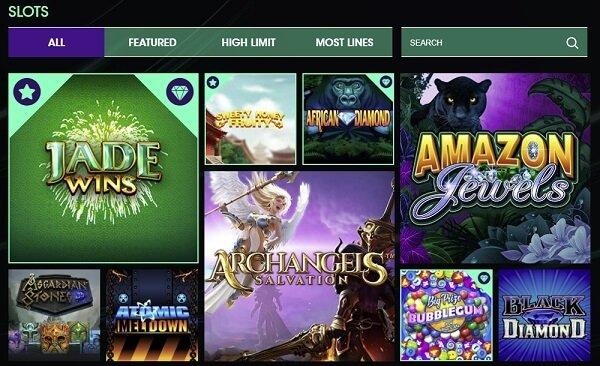 Free Casino from Borgata slots