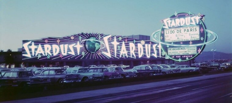 Stardust casino launch
