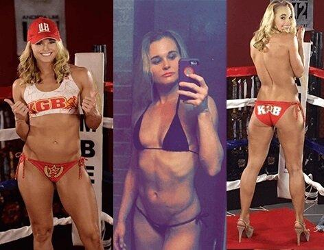 UFCs Andrea Lee