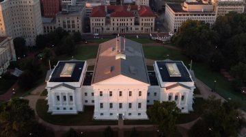 Virginia's House and Senate
