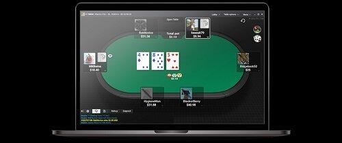 online poker at BetMGM